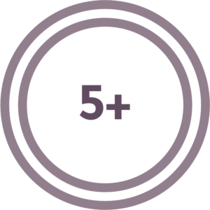 5+ Icon