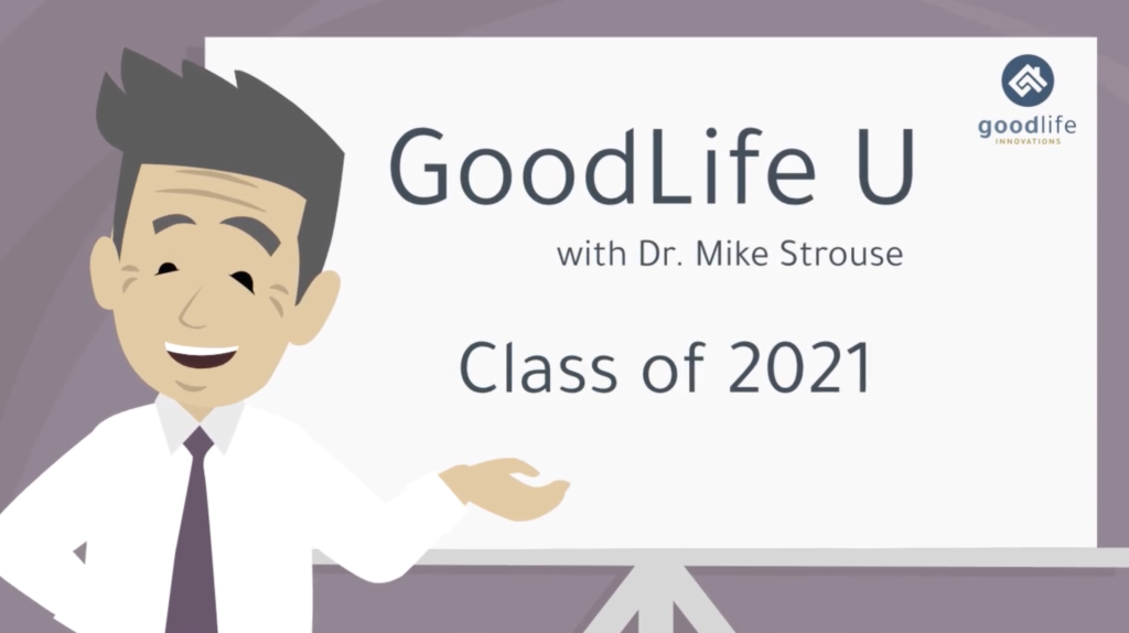 GoodLife U is now accepting partners for Class of 2021